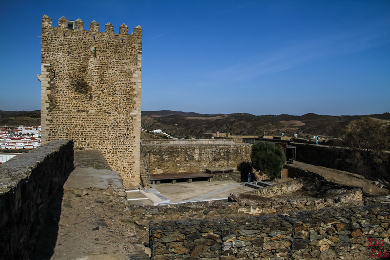Castle of Mertola Portugal 2