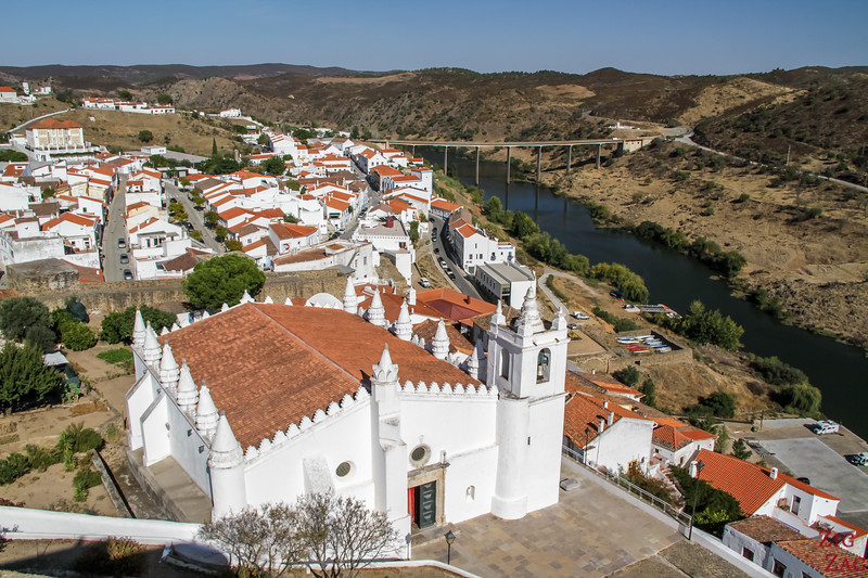 Les plus beaux villages du Portugal - Mertola 2