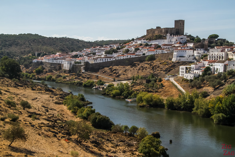 The best Villages in Portugal - Mertola 1