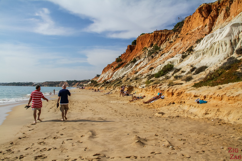 Best beaches in Portugal - Falesia