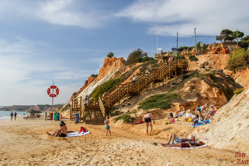 Falesia Beach Portugal 2