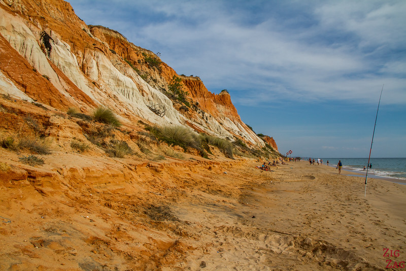 Cliffs of Falesia Beach Portugal 3
