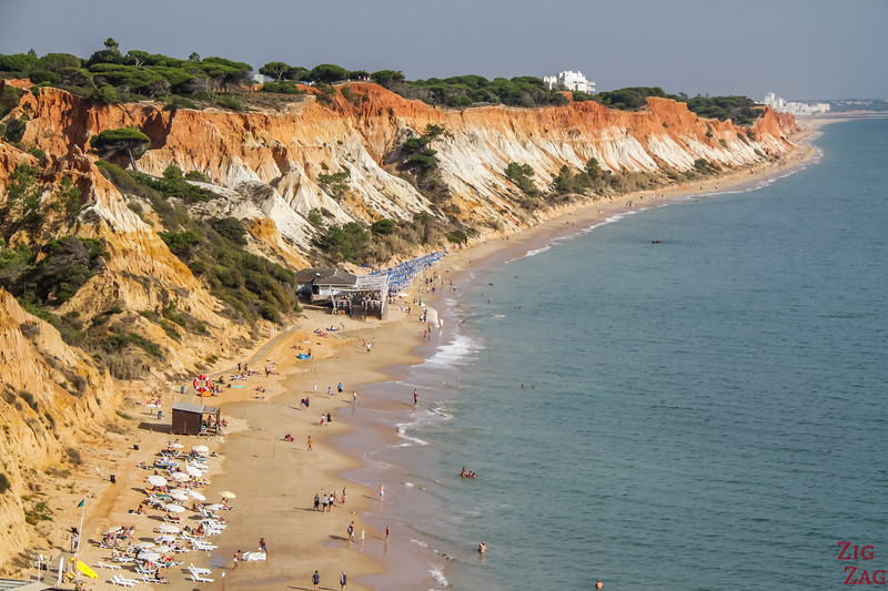 Things to do in Albufeira - Falesia