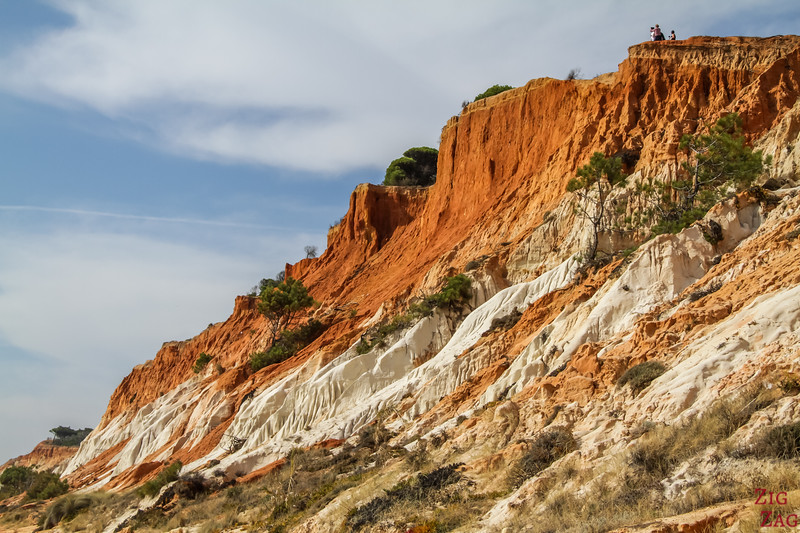 Cliffs of Falesia Beach Portugal 1