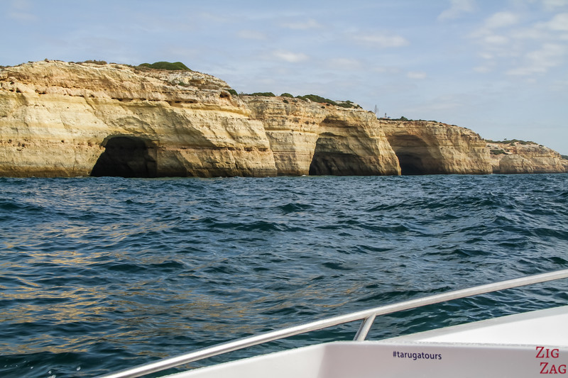 Best beaches in Portugal from Boat