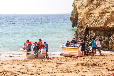 Benagil beach Algarve POrtugal 4