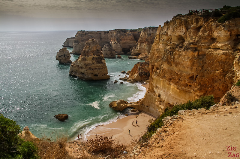 Best POrtugal beach - Marinha