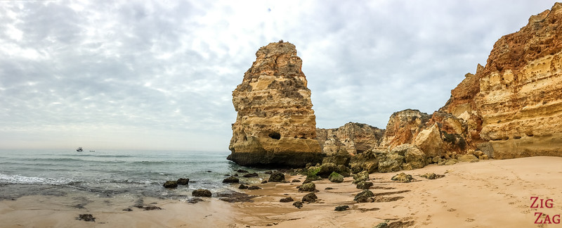 Plage de Marinha photo 2