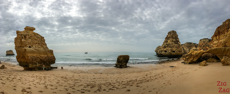Plage de Marinha photo 1