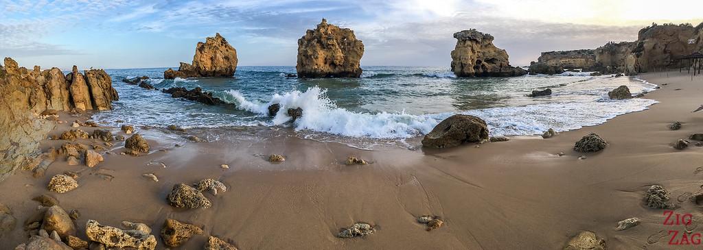 Praia Dos Tres penecos