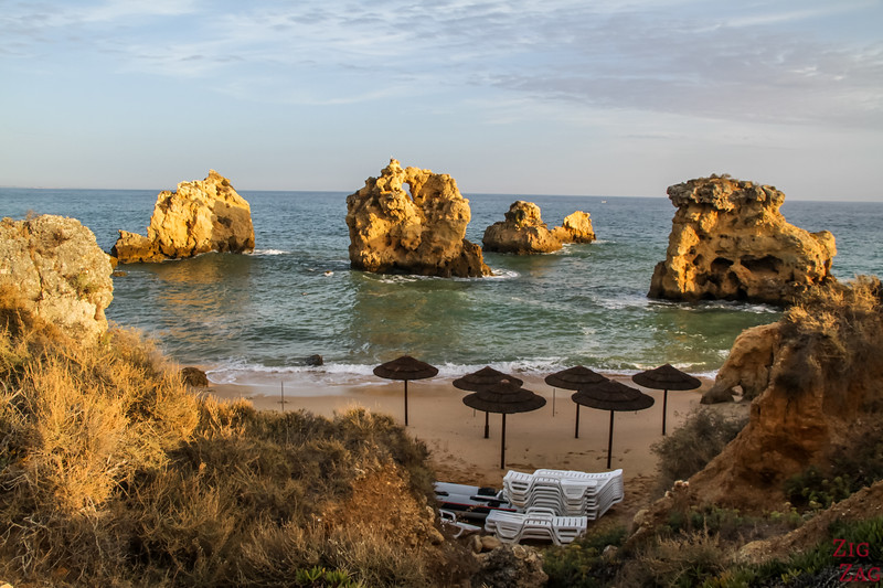 Things to do in Albufeira - Arrifes