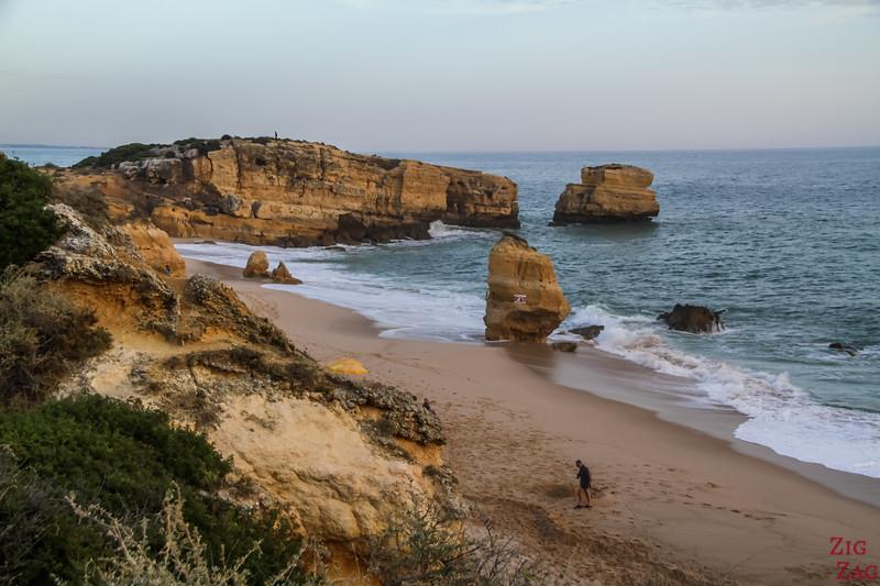 Sao Rafael Algarve plage