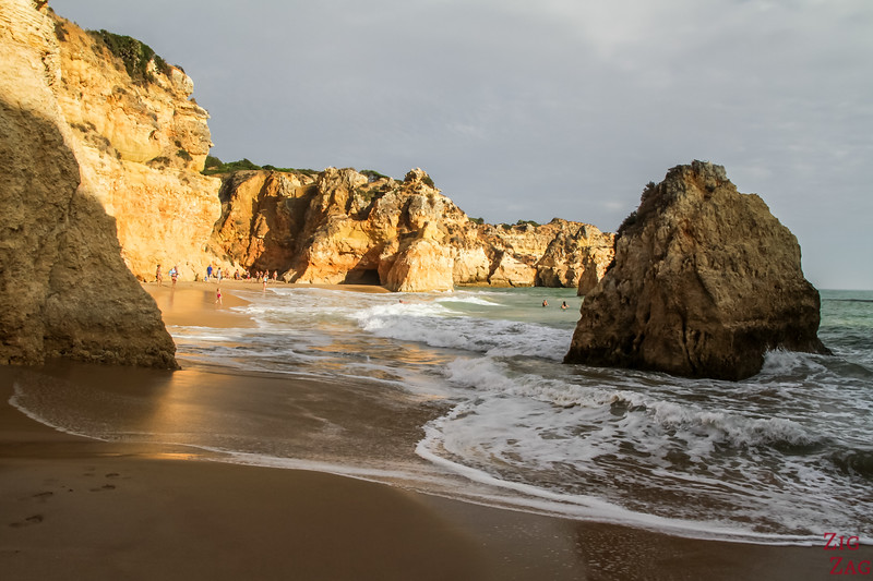 Best beaches in Portugal - Tres Irmaos