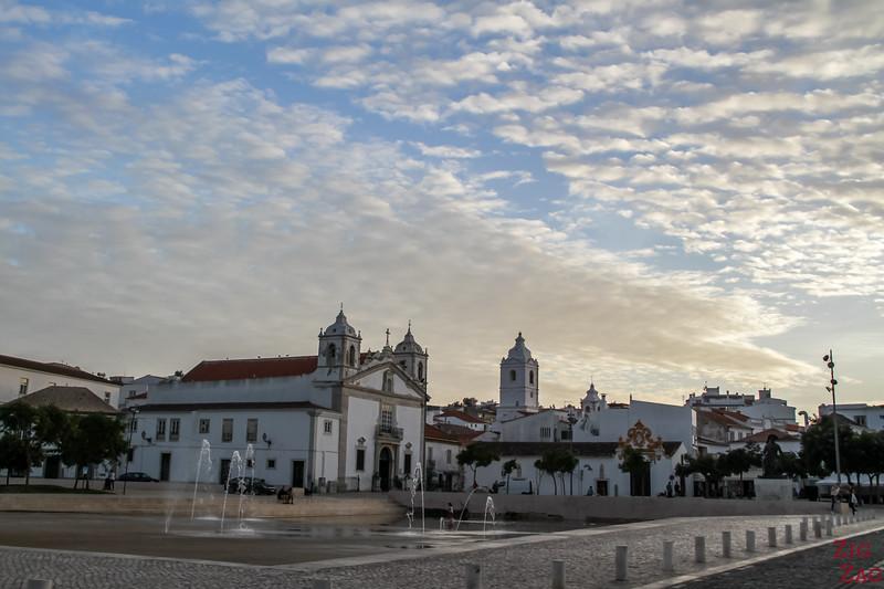 plus belles villes d'Algarve - Lagos Algarve