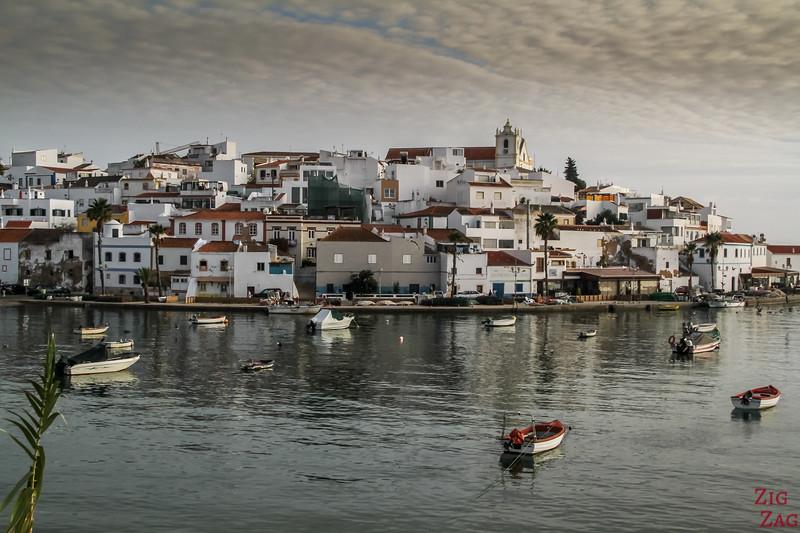 Dorf Ferragudo Portugal