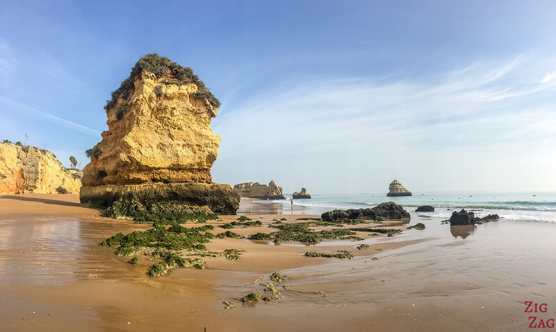 Plage Dona Ana Portugal 4