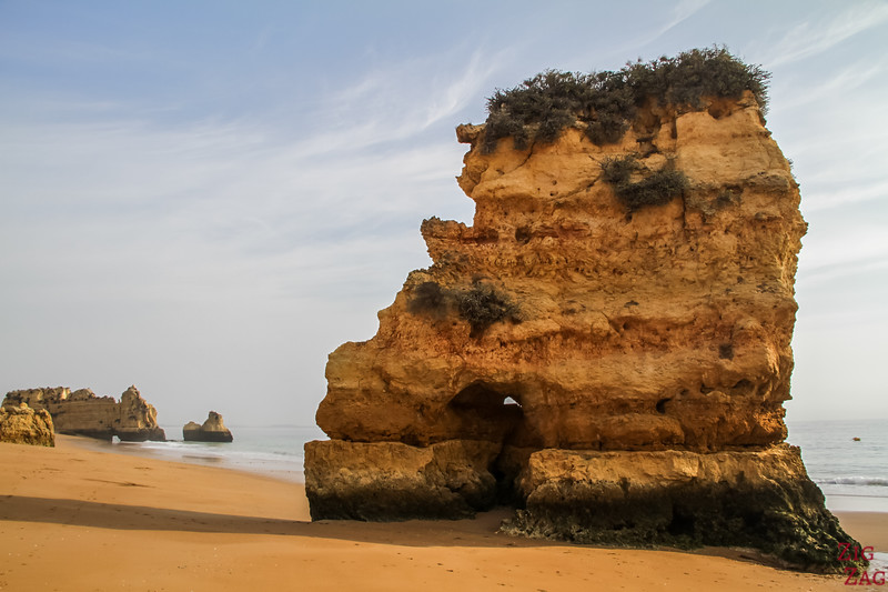 Plage Dona Ana Portugal 2