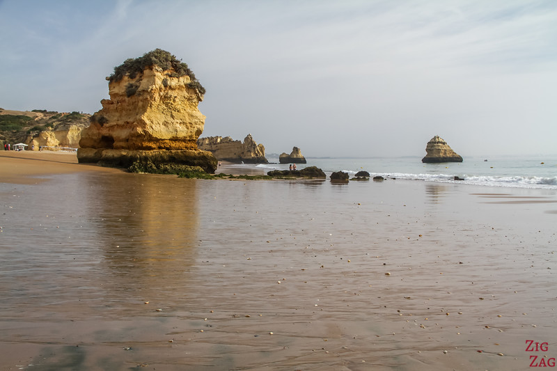Plage Dona Ana Portugal 3