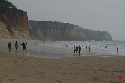 Praia do Canavial Beach Algarve things to do