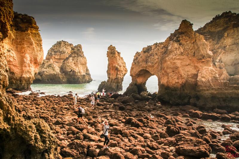 Ponta da Piedade Algarve plage Algarve