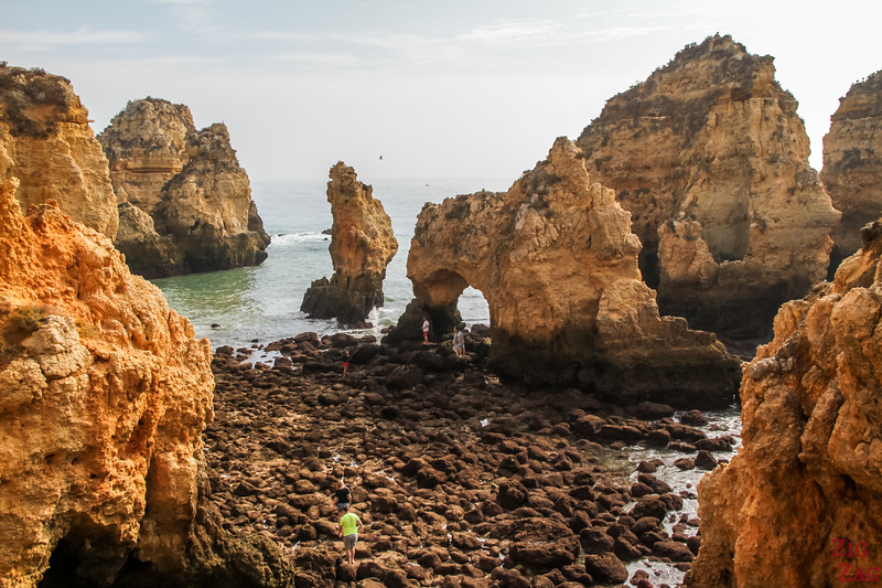Que visiter au Portugal - Best places in Portugal - Ponta da Piedade