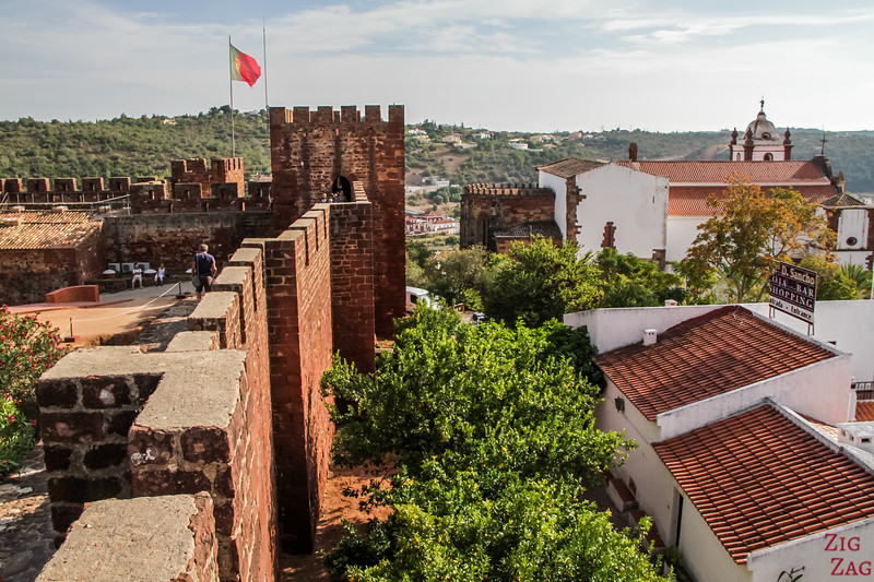 Visiter Algarve Portugal - Silves