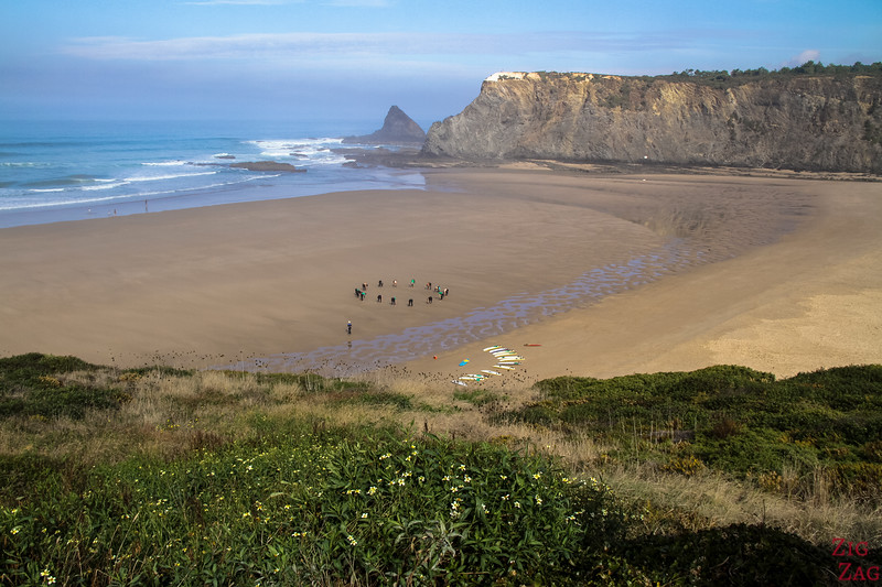 Best POrtugal Beaches - Odeceixce