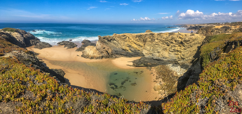 best beach in Portugal - POrto Covo