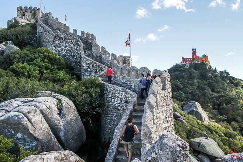 Sintra Castle of the Moors