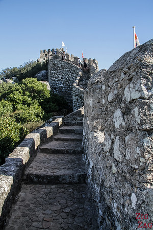 Sintra Castle of the Moors visit 1