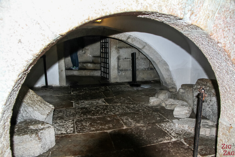 Inside the Tower of Belem Lisbon 2