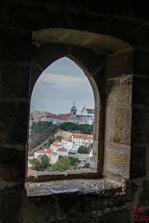 Exploring the Lisbon Castle of Sao Jorge 7