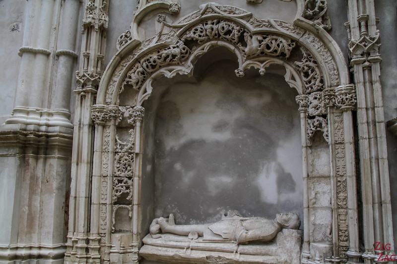 Ruins of Carmo Church Lisbon 3