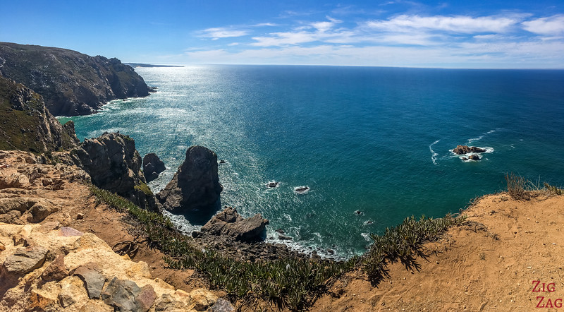 Plus beaux lieux du Portugal - Best places in Portugal - Cabo Da Roca