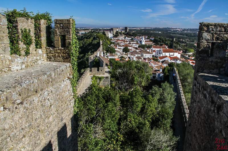 Tour Obidos Portugal