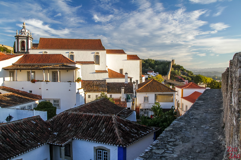 Portugal Obidos Photo 3