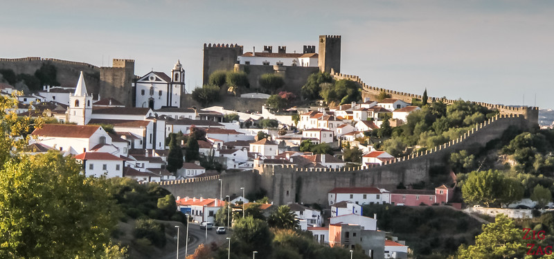 The best Villages in Portugal - Obidos 1