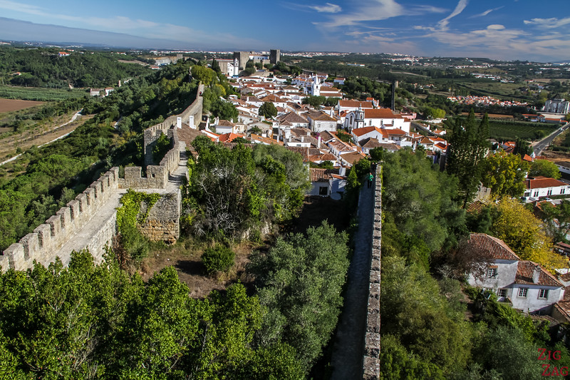 Tour Obidos Portugal 2