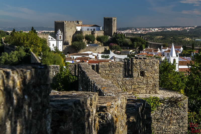 Walking walls of Obidos 6
