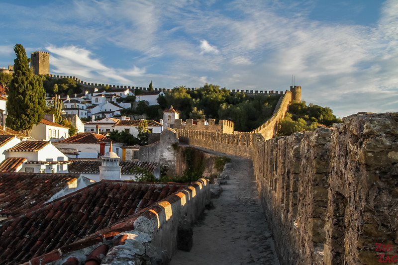 Les plus beaux villages du Portugal - Obidos 2