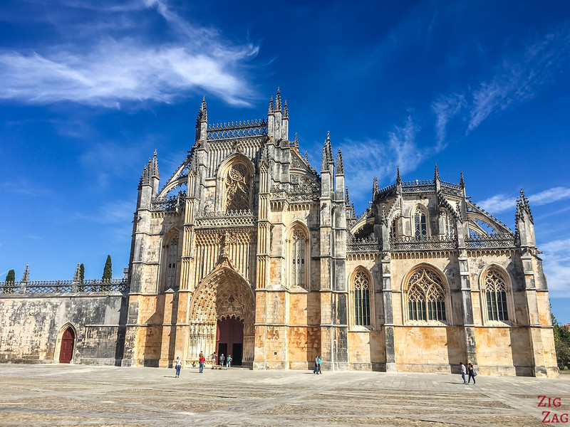Monastery of Batalha Portugal 2