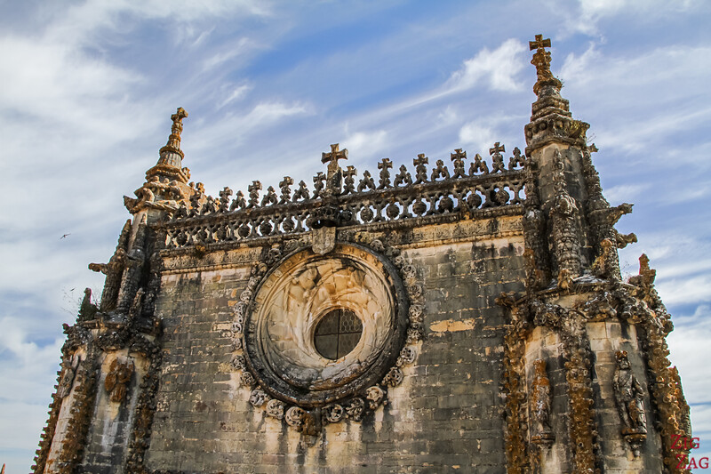 Main Cloister Convent of Christ Tomar Portugal 3
