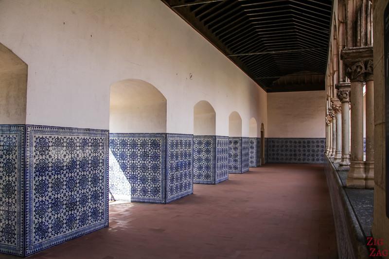 Claustro de Lavagem (cloître de lavage) 4