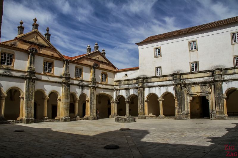 Cloister of Micha 2