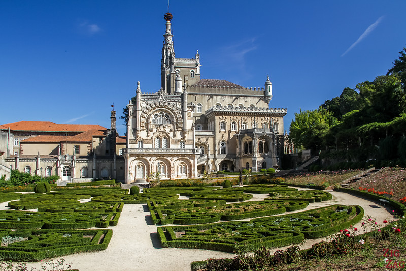Que visiter au Portugal - Best Palaces - Bussaco