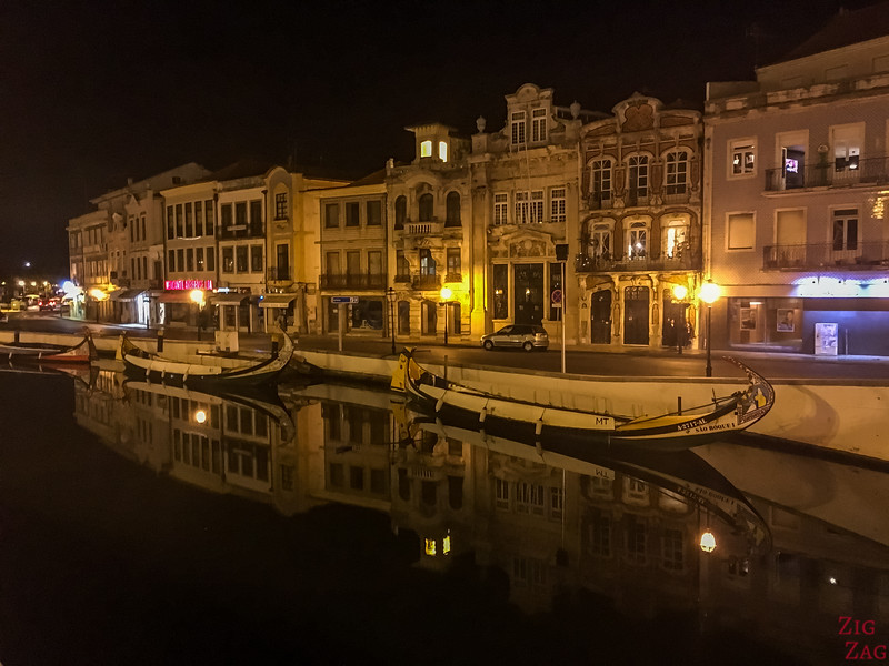 What to do in Portugal - Aveiro