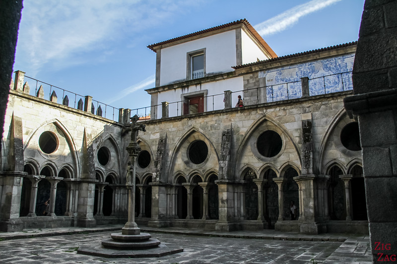 Cloister Porto Cathedral 1
