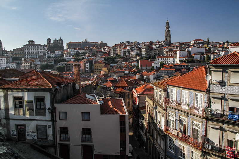 View from Porto Cathedral 1