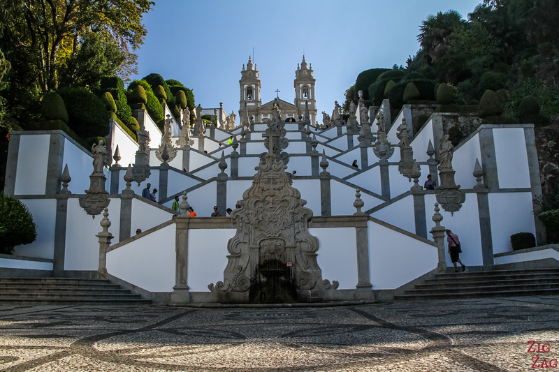 Que voir au Portugal - Best Churches in Portugal - Bom Jesus