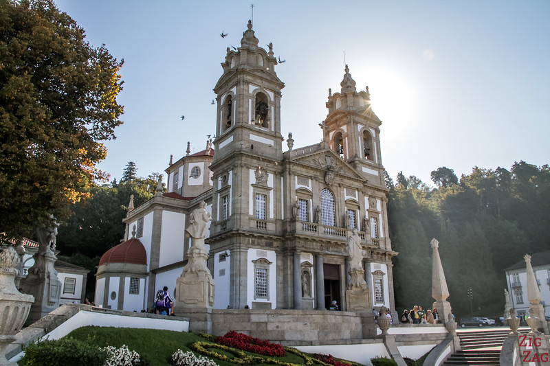 Church of Bom Jesus do Monte Braga 1